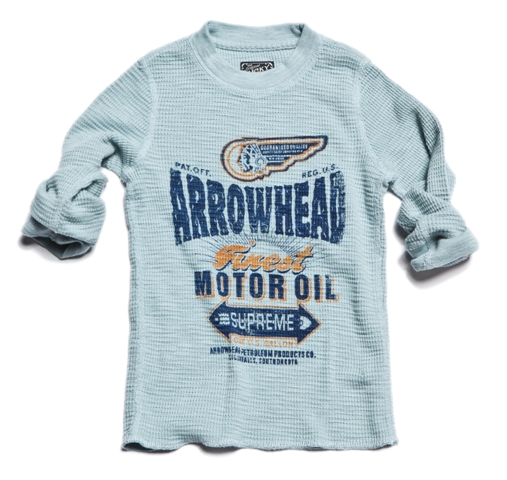 Arrowhead Motor Oil Thermal