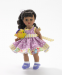 "Wendy's Easter Egg Hunt African American 8"" Doll From The Holiday Collection"