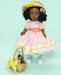 In Your Easter Bonnet African American 8-inch Collectible Doll