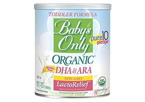 Baby's-Only Organic-LactoRelief-Formula
