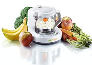 Baby-Brezza-One-Step-Baby-Food-Maker Complete