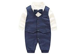 Fairy Gentleman Baby Boy Suit