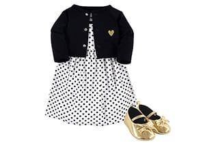 Hudson Baby Girl Dresses