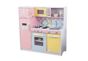 KidKraft Large Kitchen - best play kitchen