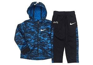 Nike Boys 2 Piece Tracksuit
