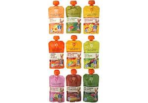 Peter Rabbit Organics 100% Pure Baby Food