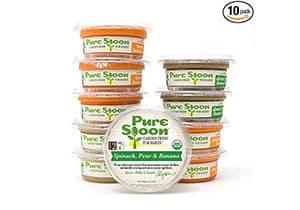 Pure Spoon Organic Vegetable Baby Food