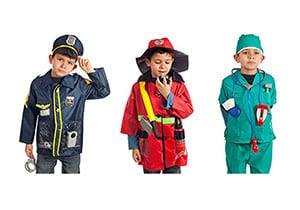 3 Rescue Costumes