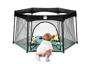 BabySeater Pack and Play Portable Playard Playpen