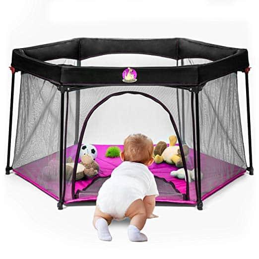 Babyseater Play Yard