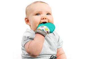 Bblüv - Glüv - Baby Teething Mitten