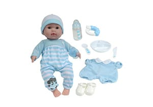 Boutique Baby Boy Doll