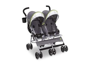Brand Scout Double Stroller