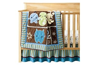 Cocala Monster Bedding Set