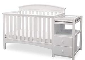 Delta Children Crib N' Changer
