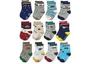 Deluxe Baby Boy Socks