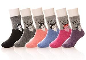 Eocom Children's Wool Socks