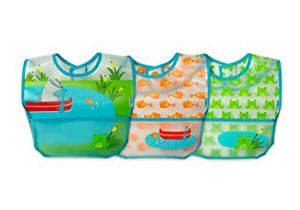 Green Sprouts Bibs