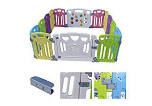 Guapamiga Baby Playpen Kids Activity Centre 14 Panel