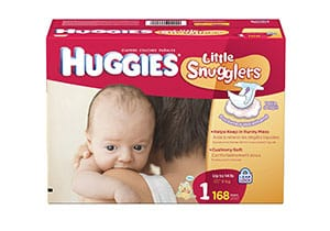 Huggies Little Snugglers Diapers.1