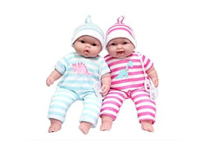 JC Toys Twin Dolls