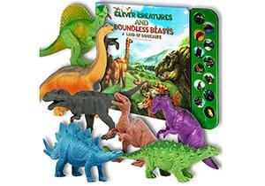Li'l Gen Dino Sounds Book