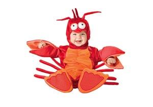 Lil' Lobster Costume