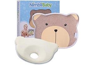 Nimbli Baby Head Shaping Pillow