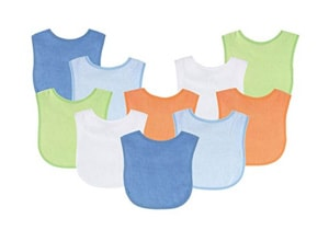 Luvable Friends Bibs