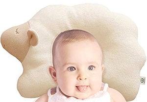 Organic Cotton Cloud Lamb Pillow