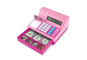 Pink Cash Register