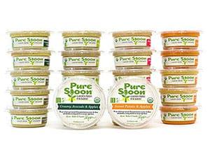 Pure Spoon Garden Fresh Organic Baby Food