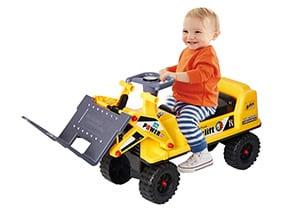 Ride-On Forklift