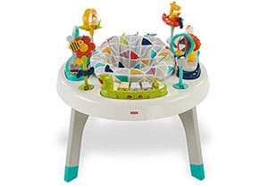 Spin-n-Play Table