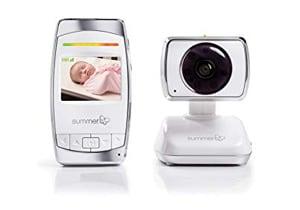 "Summer Infant 2.5"" Monitor"