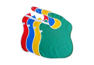 Toppy Toddler Bibs