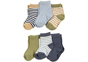 Touched By Nature Organic Socks