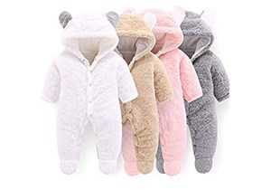 VNVNE Fleece Jumpsuit