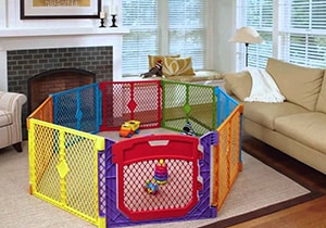 best baby play yard