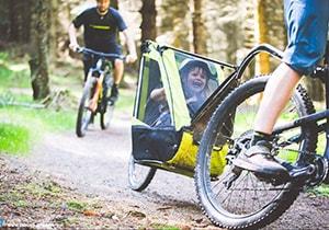best bike trailer for baby