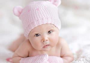best baby mitten