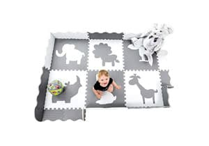 Baby Play Mat By Wee Giggles