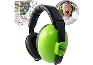 Friday Baby Ear Protection