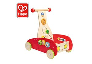Hape-wonder Walker Push And Pull Toy