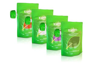 Kiddzo Squeeze breeze food pouches