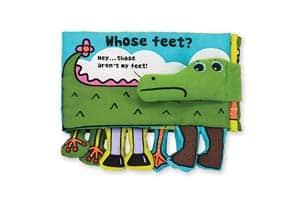 Melissa & Doug - Whose Feet?