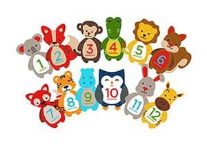 Pearhead Milestone Stickers