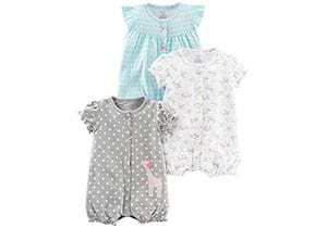 Simple Joys by Carter's Rompers