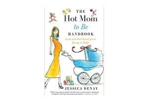 The hot mum to be