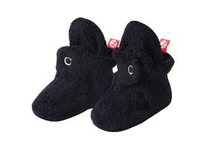 Zutano Unisex-baby Newborn Cozie Fleece Booties